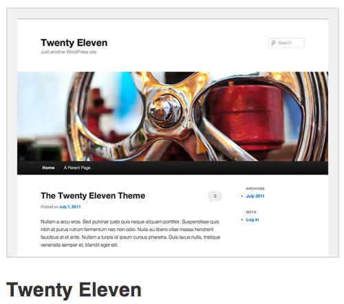Twenty Eleven - 2011