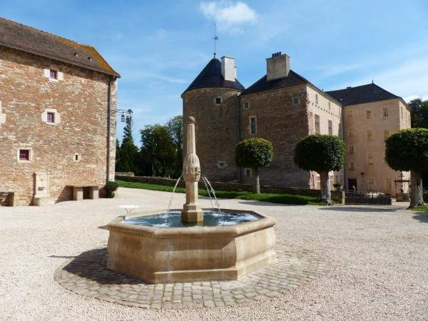 chateau de ruffey