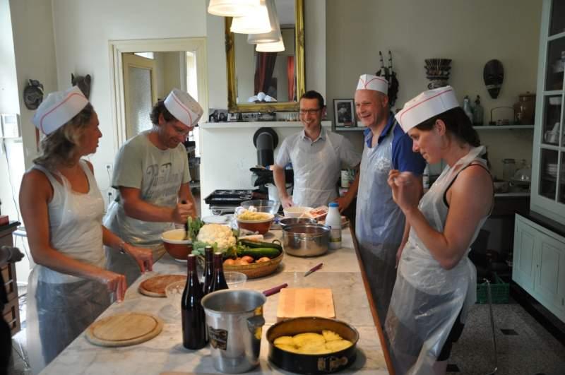 Cuisine contemporaine chef de cuisine maison bourgeoise plus cuisine contem - Cuisine maison bourgeoise ...