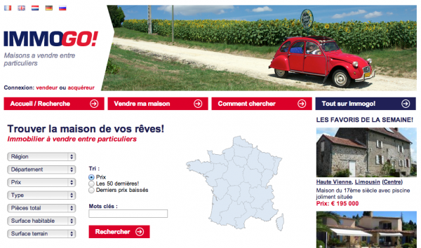 immogo site immobilier vente entre particuliers