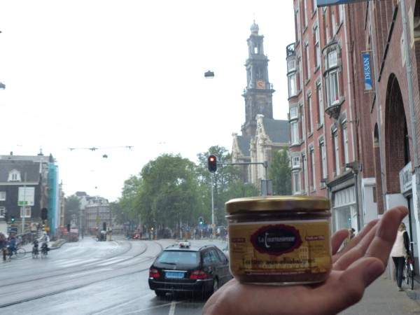 Tournusienne et Westerkerk Amsterdam