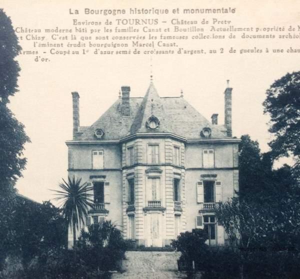 chateu-de-prety-historique