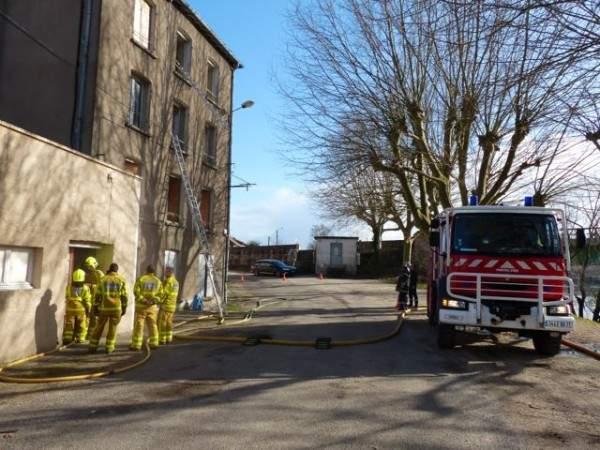 Pompiers de Tournus manœuvrent davantage