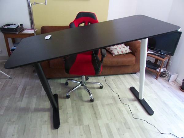 assi-debout ikea un seul bureau