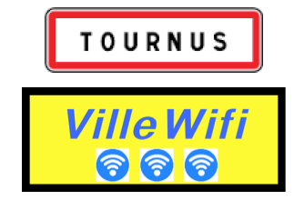 tournus ville wifi