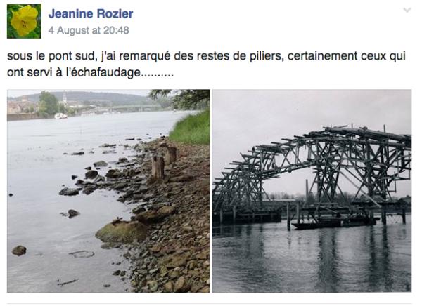 Article de Jeanine Rosier