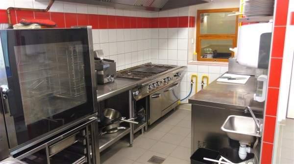 Les Arcades : la cuisine a fait peau neuve...