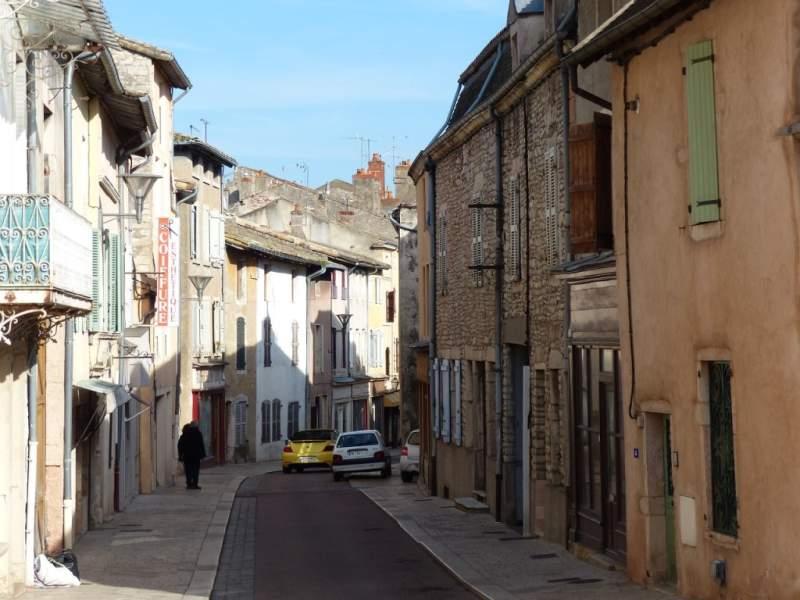 Rue du Docteur Privey Entree