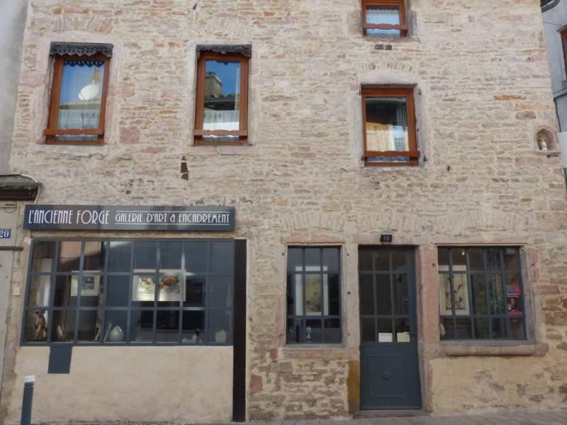 Rue du Docteur Privey 18 L'ancien Forge