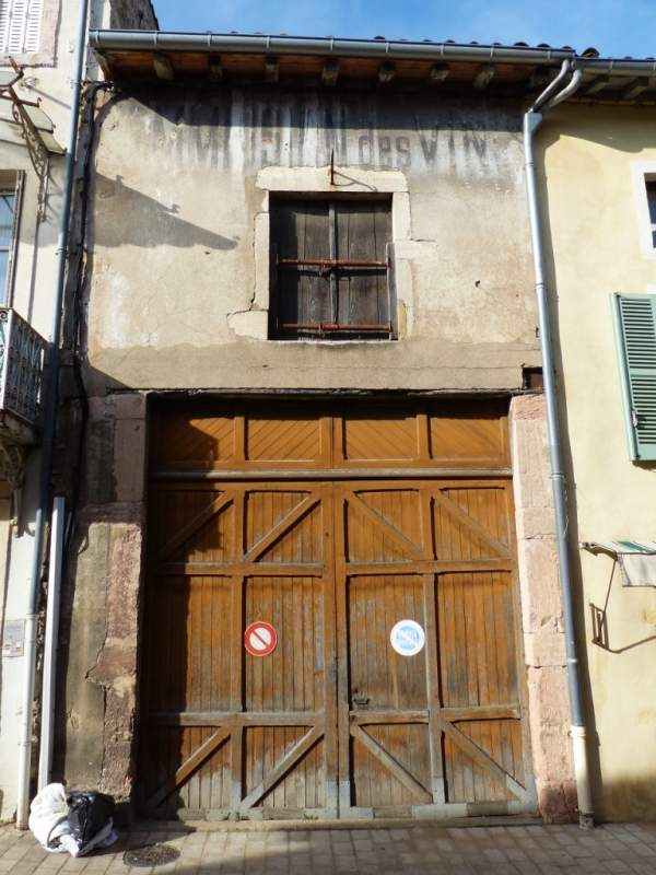 Rue du Docteur Privey 7 Garage