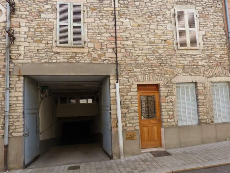 Rue du Docteur Privey 8 Le Sauvage parking