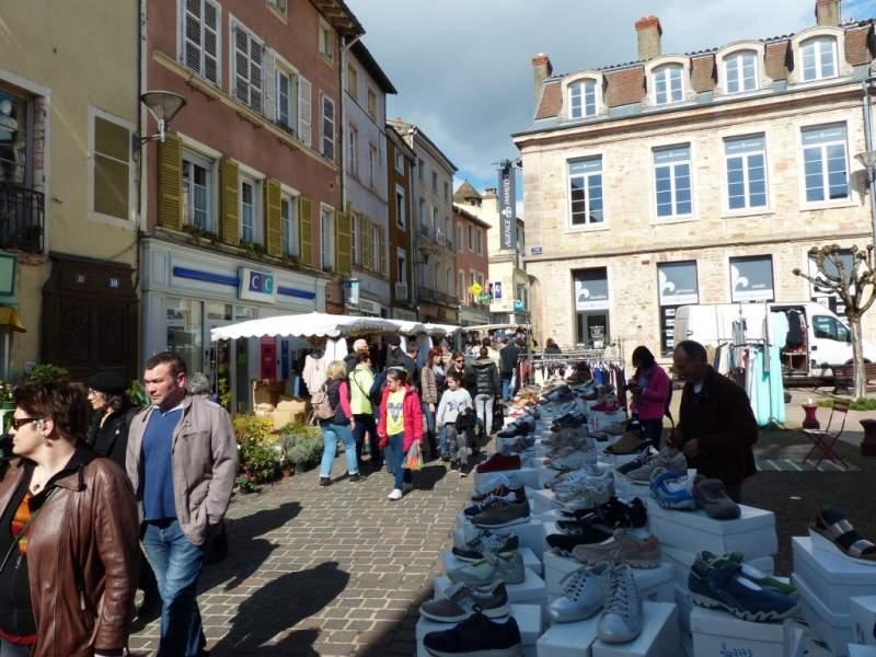 marché-de-tournus-samedi-26-mars-2016 - 1