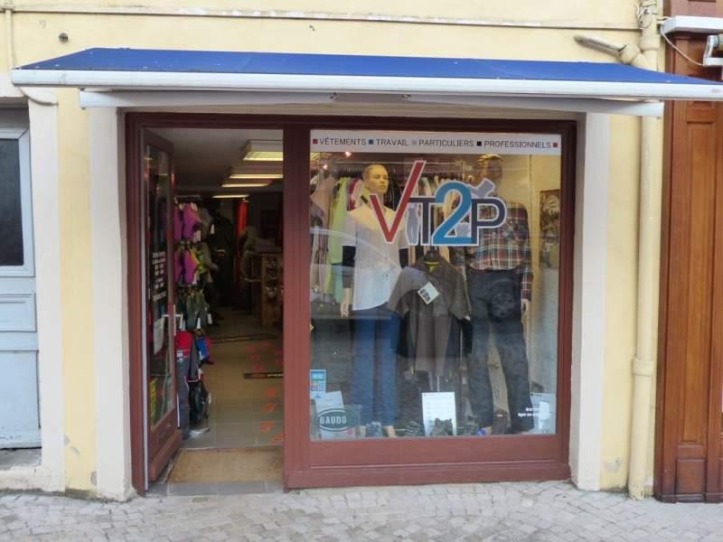 Vêtements de travail magasin tournus