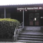 Façade du CADT, à Tournus