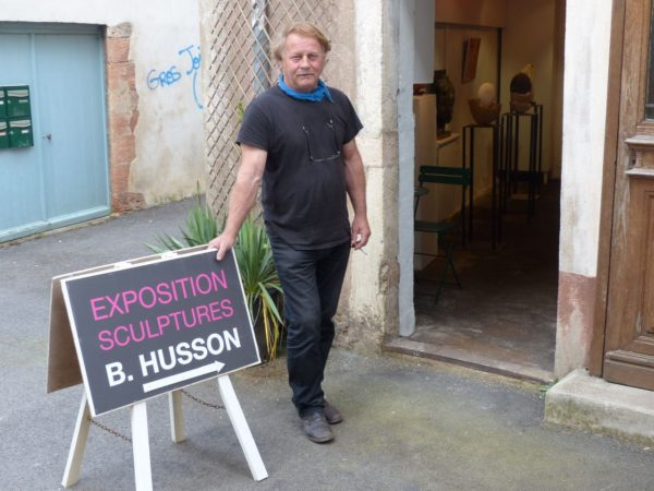 Bernard husson sculpteur