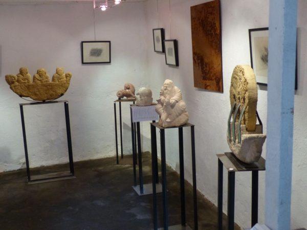 Bernard husson sculptures tournus