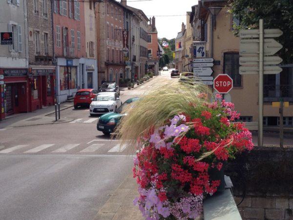 ville fleuri tournus