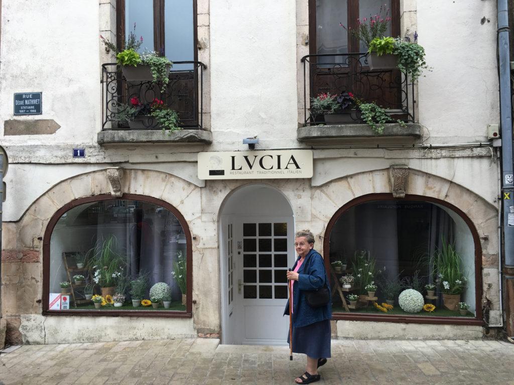 Restaurant Lucia Tournus